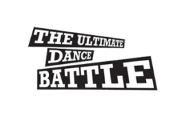 the ultimate dance battle logo