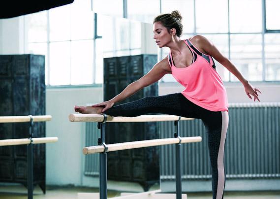 ballet spiegels