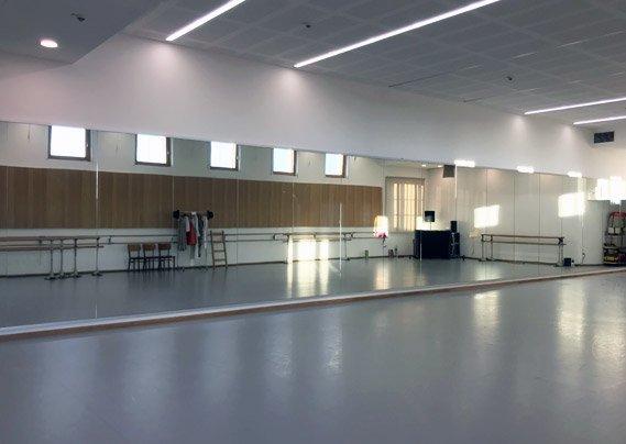 Spiegelwanden Voor Dans Ballet Fitness Of Gymzaal Foskmirrors Com