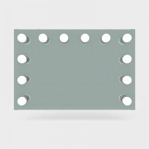 60x60cm -10 Lampen | 20% Rabatt