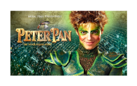 peterpan theater logo