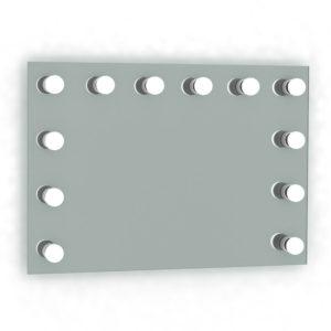 100x70cm -12 lampen | 20% korting