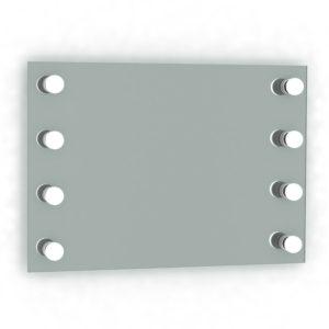 100x70cm –  8 lampen | 20% korting