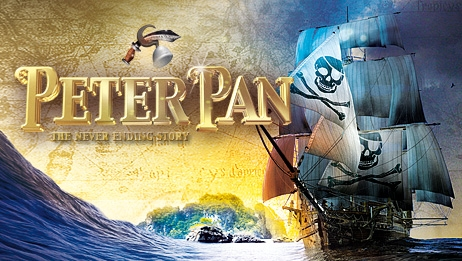 Musical Peter Pan in Brussel en Amsterdam